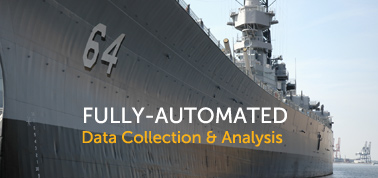 Fully-Automated Data Collection & Analysis